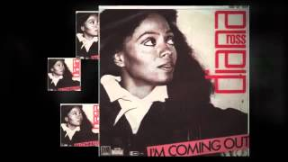 DIANA ROSS  i'm comin out (MAURICE JOSHUA mix)