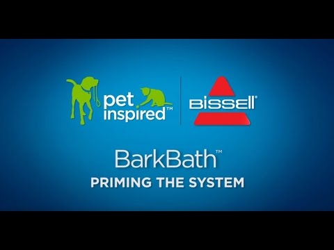 BARKBATH™ - Priming Machine Video | 1844A