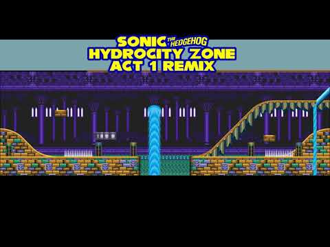 Download Sonic The Hedgehog 3 Hydrocity Zone Past Present And Fu