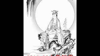 2011-30水月観音Avalokitesvara