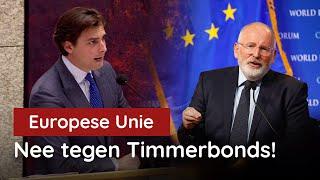 Geen EU-Herverdelingsfonds, maar in Nederland investeren!