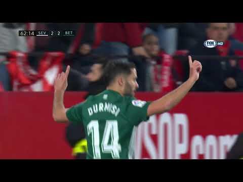Sevilla vs Real Betis 3-5 ● Highlights & Goals ● La Liga 06/01/2018 HD