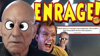 Star Trek Picard DISASTER   Destroys Gene Roddenberry's Vision and TNG's Legacy