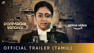 PonMagal Vandhal Trailer