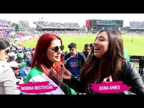 In-Conversation with Momina Mustehsan | ICC Cricket World Cup 2019 | Pakistan