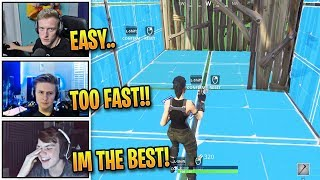 When Editing Means Everything in Fortnite... (MAX SPEED EDITS)