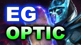 EG vs OPTIC - HYPE MATCH! - NA THE INTERNATIONAL 2018 DOTA 2