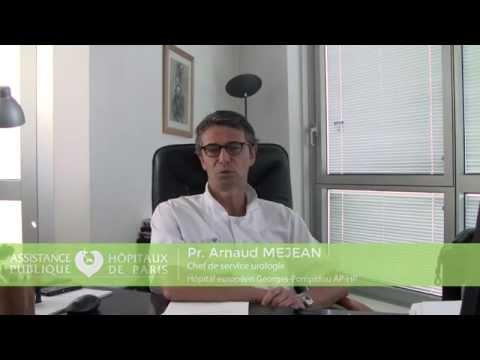Inflammation de la glande de la prostate chez les hommes