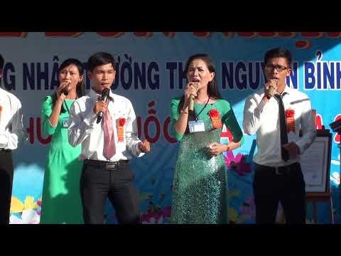 Tiết Tốp ca giáo viên Trường THCS Nguyễn Bỉnh Khiêm
