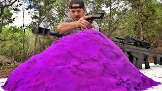 Futuristic Bullet Stopping Sand Will Save ALL The Troops!!!!
