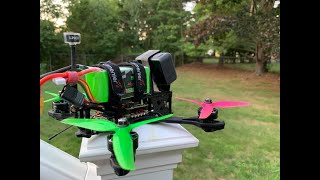 We've got to go flying again with FPV !! Astro X5 FPV Freestyle