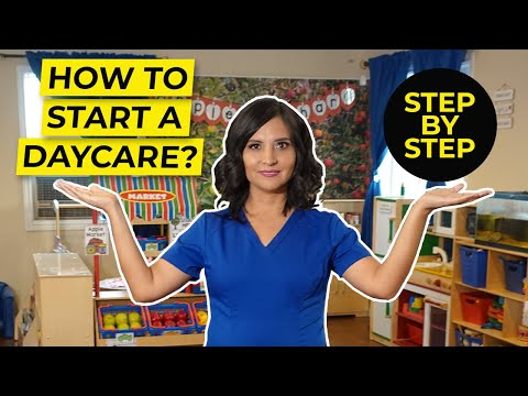 , title : 'How to Open a Home Daycare? How to Start a Childcare?