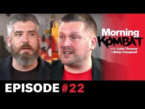 Joshua vs. Ruiz II, UFC DC, Charlo vs. Hogan | MORNING KOMBAT | Ep. 22