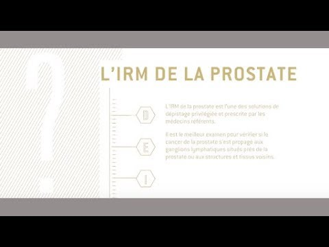 La pression artérielle et de la prostate