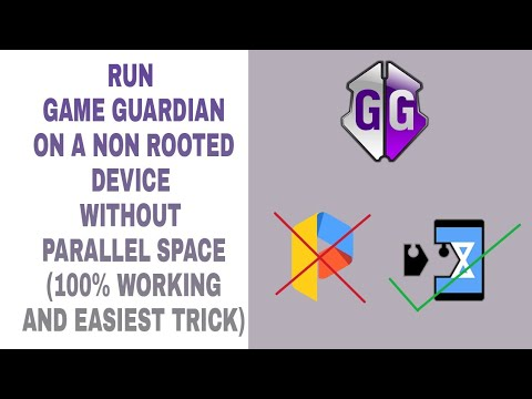 How to use game guardian in a non rooted device - Thủ thuật