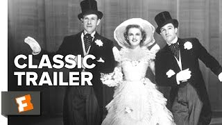For Me and My Gal (1942) Official Trailer - Judy Garland, Gene Kelly Movie HD