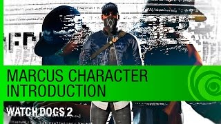 Watch Dogs 2 Trailer: Marcus Character Introduction - E3 2016 [US] by Ubisoft