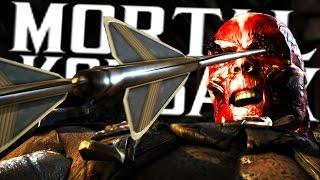 NOT THE BEES! | Mortal Kombat X #2
