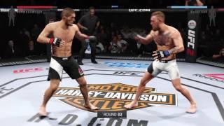 EA SPORTS UFC 2 Хабиб Нурмагомедов пр Конор МакГрегор Pro