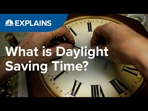 Could the Daylight Saving Time Practice Be Cancelled?