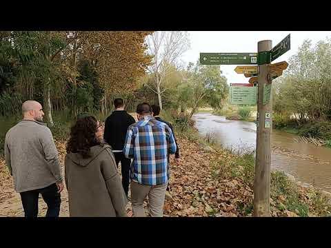 Hostalric, walking tours