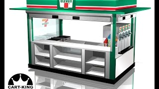 Concession Stands For Sale Food Kiosks   TOP Design And Ideas