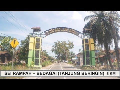 SEI RAMPAH - BEDAGAI (TANJUNG BERINGIN) Jalanan Kabupaten Serdang Bedagai