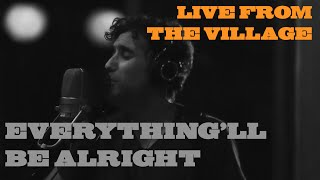 Joshua Radin - Everything'll Be Alright (Live from the Village)