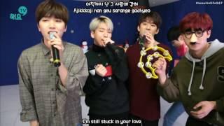 Sandeul, Baro, Gongchan - This Time is Over [Haeyo TV] (16.12.13) {Hangul, Romanization, Eng Sub}