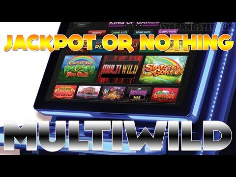 Jackpot or NOTHING! Gambling Everything for the Jackpot.