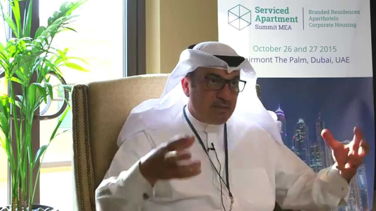 Interviews: Mohammed Al Marzooqi, managing director, Cheval Residences