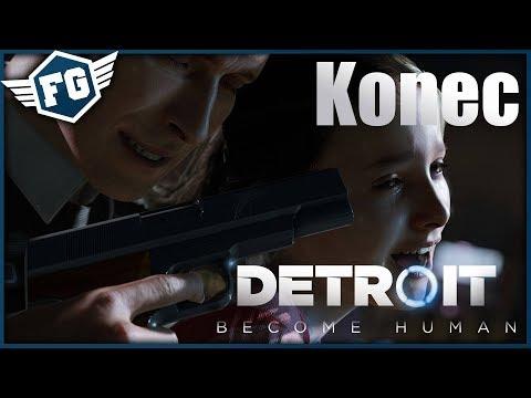 KONEC - Detroit: Become Human