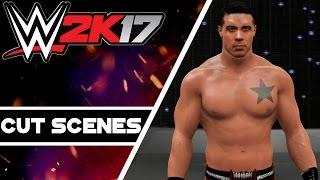 WWE 2K17: All Career Cut Scenes (Video)