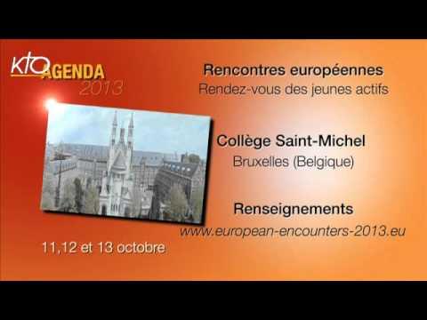Agenda du 23 septembre 2013
