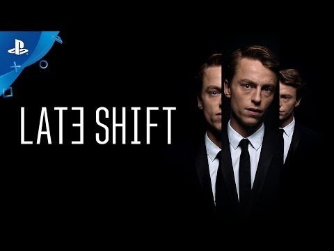 Late Shift - Announcement Trailer | PS4 thumbnail
