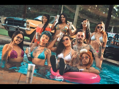 Festa das Delícias - Raufão feat. Dan Lellis (Official Video Clipe)