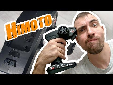 Review | Аппаратура Himoto MT-301, Основные возможности и настройки!