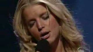 Jessica Simpson   Take My Breath Away (Variety Hour 2004)