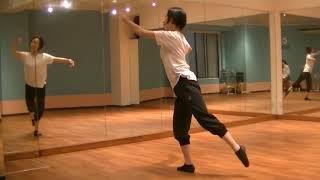 光海先生のダンスレッスン〜試験でよく出る振りと流れのレッスン①〜のサムネイル画像