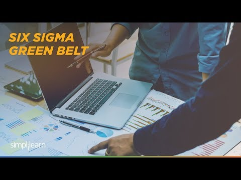 Six Sigma Green Belt Training | Six Sigma Certification | Simplilearn ...