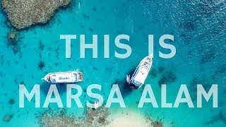 Dit is Marsa Alam