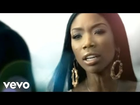 Brandy - Right Here (Departed) (Video Version)