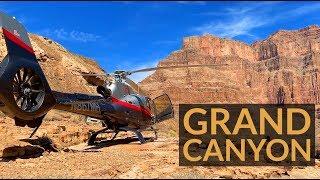 GRAND CANYON - Voo De Helicóptero - Experiência Fantástica!