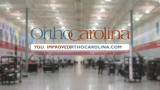 OrthoCarolina Motorsports: Keeping you in the race