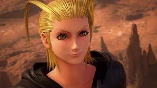 Kingdom Hearts III - Luxord, Marluxia, & Larxene No Damage (Level 1 Critical Mode)