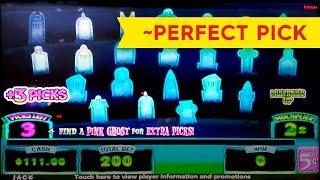 ~PERFECT PICKING! Midnight Matinee Slot - GREAT BONUS & SESSION!