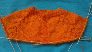 Baby Sweater Part One /Gale Se Shuru Hone Wala Sweater