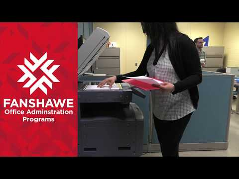 Office Administration Programs - YouTube