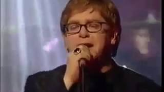 Moby & Elton John - Why Does My Heart Feel So Bad