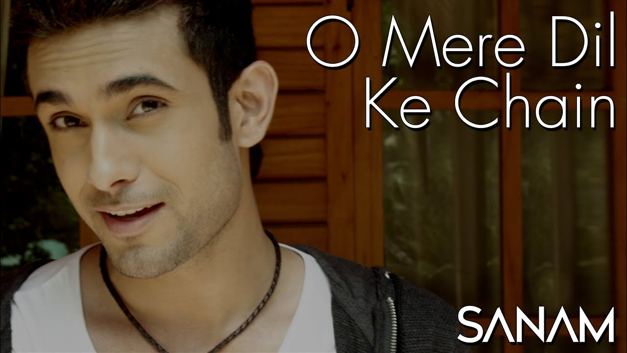 Oh Mere Dil Ke Chain  Sanam Puri Lyrics